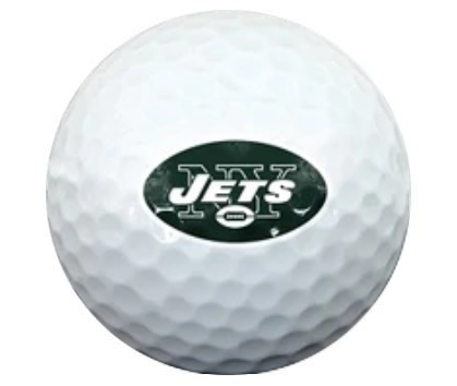 New York Jets - NFL Football logoed golfing gear
