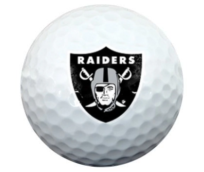 Oakland Raiders - NFL Football logoed golfing gear