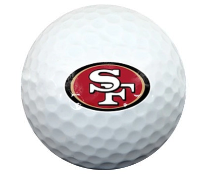 San Francisco 49ers - NFL Football logoed golfing gear