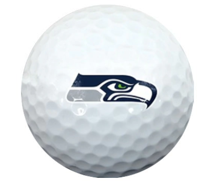 Seattle Seahawks - NFL Football logoed golfing gear