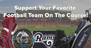 support your favorite football team on the course feature header image