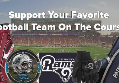 Support Your Favorite Team with 2019 NFL Golf Gear