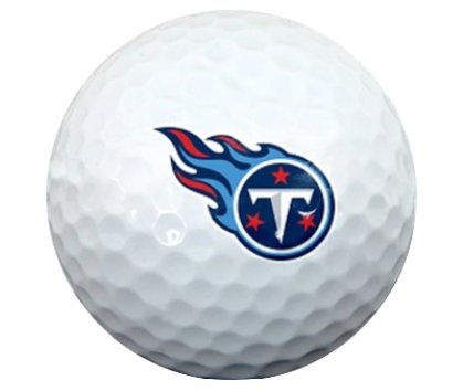 Tennessee Titans - NFL Football logoed golfing gear