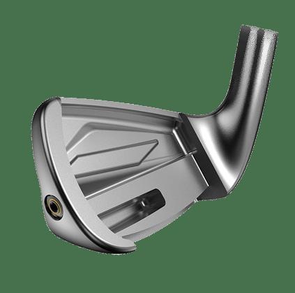 Cobra King Forged Tec Irons tech head cut away image 2019