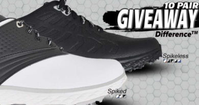 Win FREE Etonic Golf Shoes In January – Here's How!
