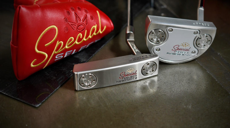 Scotty Cameron Special Select Putters Feature