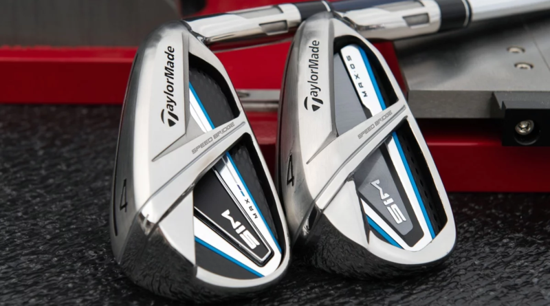 TaylorMade Sim Irons Feature