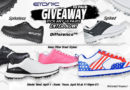 Win FREE Etonic Golf Shoes In April – Here's How!