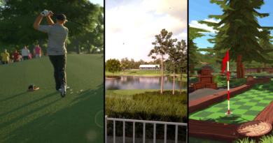 Best Golf Video Games When You Are Stuck Inside