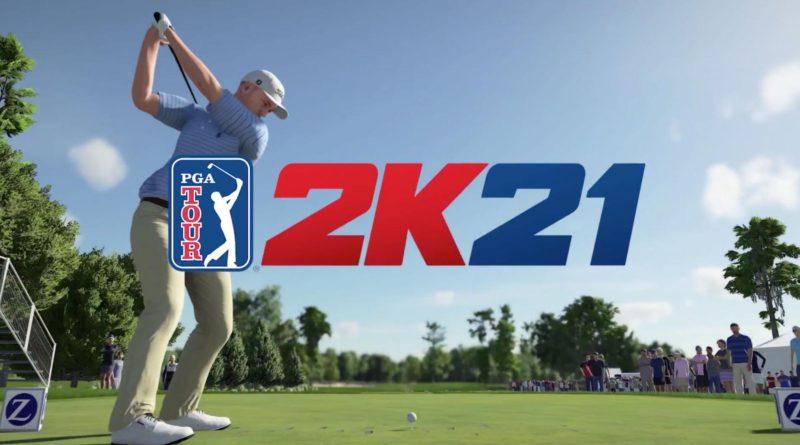PGA TOUR 2K21: All info!