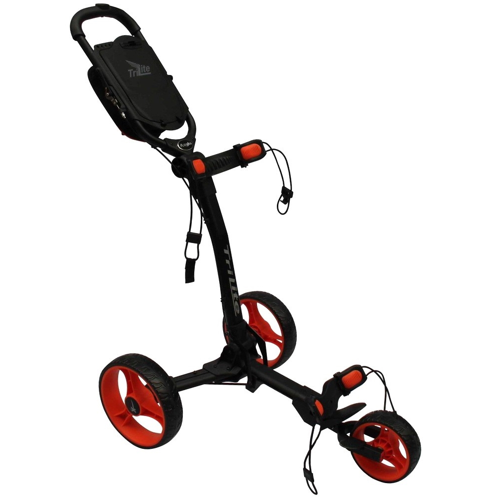 Axglo Golf- Trilite Push Cart
