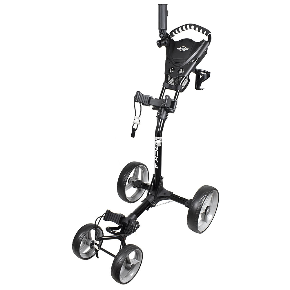 Ray Cook Golf RCX-4 Wheel Push Cart