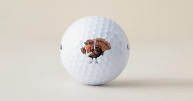 Thanksgiving-Themed Golf Courses
