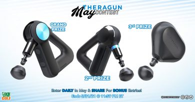 Theragun Giveaway