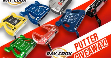 Ray Cook Putter Giveaway