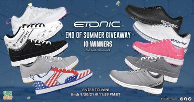 Etonic September giveaway!