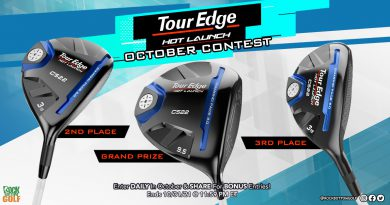 Tour Edge Giveaway